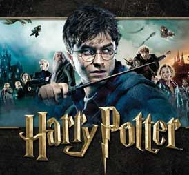 Harry Potter steder i London