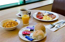 Frukost Royal national hotell