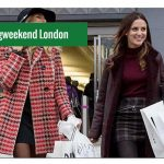Shoppingweekend i London