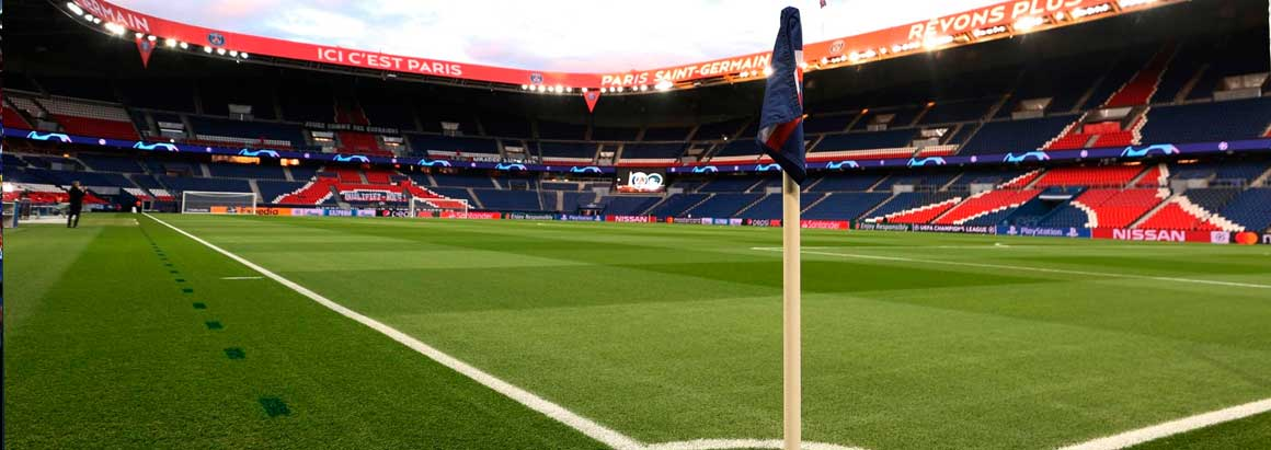 Parc des Princes i Paris