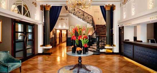 Hotel i London