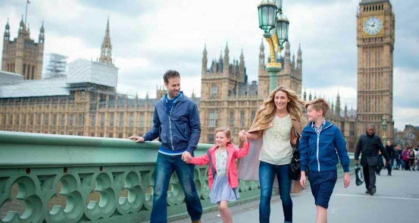 Londonrejse med børn