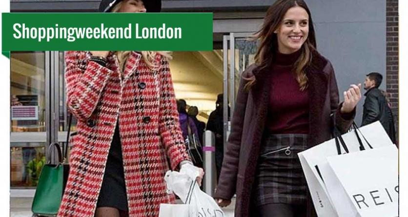 Shoppingweekend London